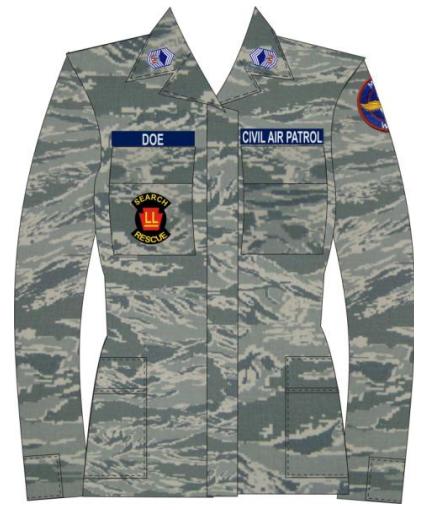 ABU - Cadet NCO